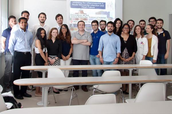 A UCBM la summer school internazionale