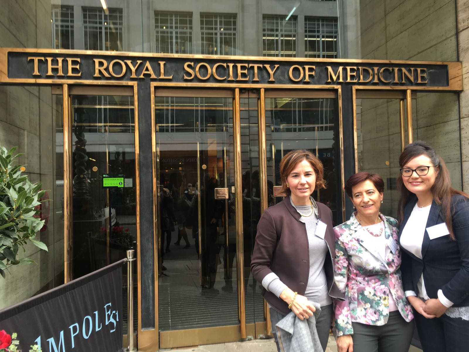 Ricerca infermieristica, UCBM alla Royal Society of Medicine